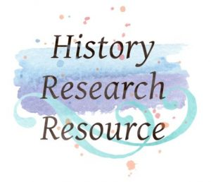 History Research Resource