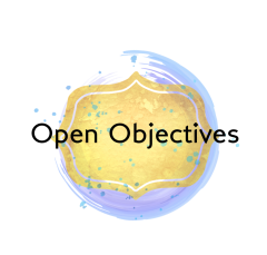 Open Objectives